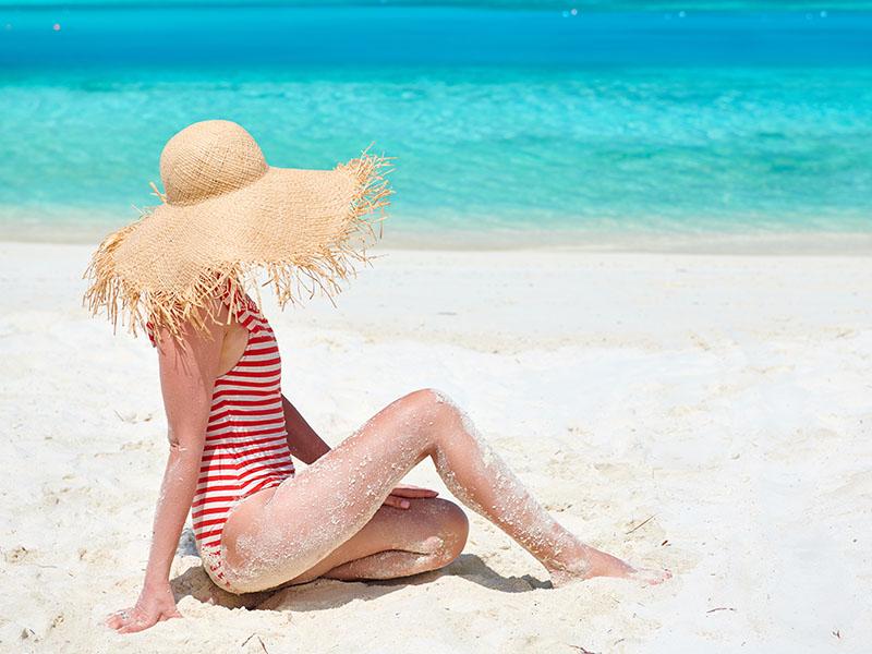 Sezamų aliejus - apsauga nuo ultravioletinių spindulių