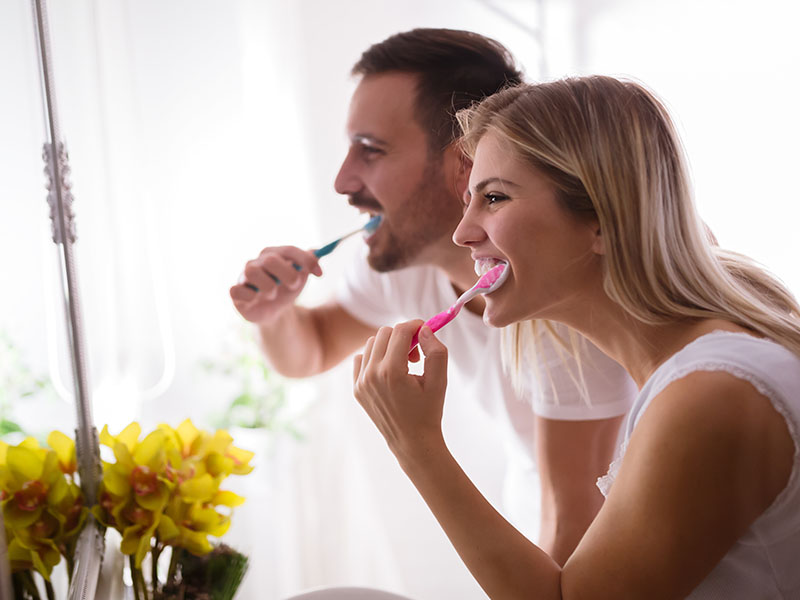 Sezamų aliejus - burnos ir dantų priežiūrai